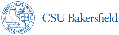 California State University Bakersfield logo